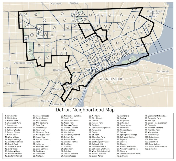 Related Keywords Amp Suggestions For Detroit Neighborhoods
